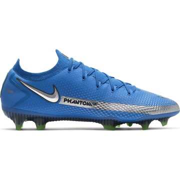 Nike Phantom GT Elite FG bleu