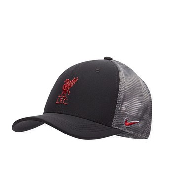 Casquette Liverpool AROBILL C99 gris rouge 2020/21