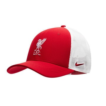 Casquette Liverpool AROBILL C99 rouge blanc 2020/21
