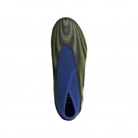 adidas Nemeziz.3 junior LaceLess FG bleu jaune