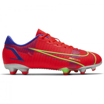 Nike Mercurial Vapor 14 junior Academy FG/MG rouge