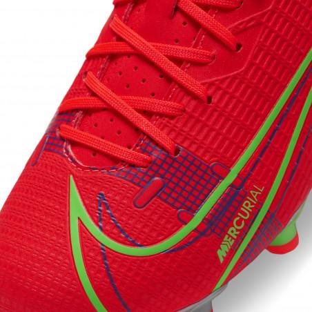 Nike Mercurial Vapor 14 junior Academy FG/MG rouge