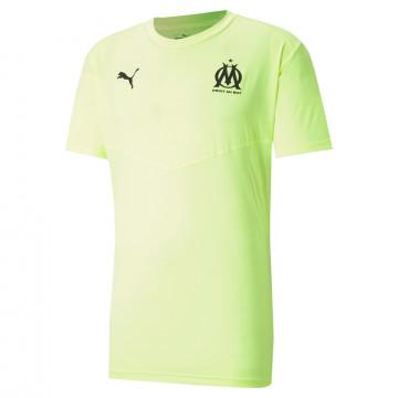T-shirt OM jaune 2020/21