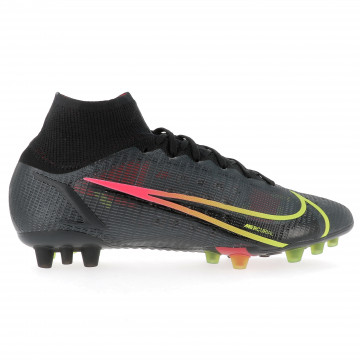 Nike Mercurial Superfly 8 Elite AG noir