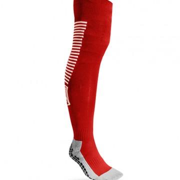 Chaussette Antidérapante MC Protech haute rouge