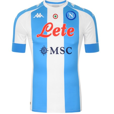 Maillot Naples 4TH 2020/21
