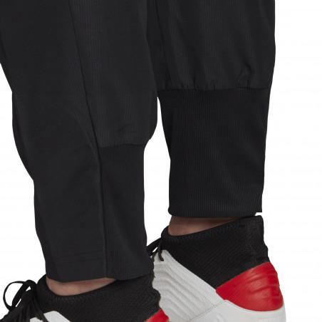 Pantalon survêtement Algérie micro fibre noir 2020