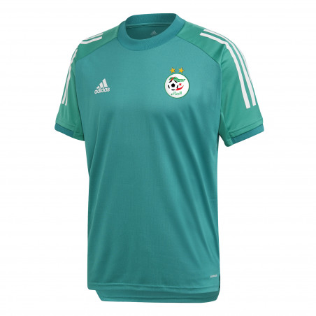 Maillot entraînement Algérie vert 2020