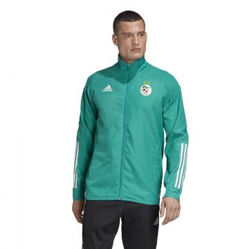 Veste entraînement Algérie vert 2020