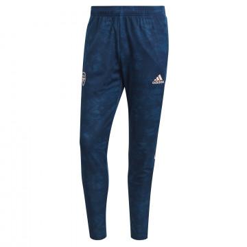 Pantalon survêtement Arsenal AOP bleu rose 2020/21