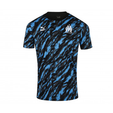 T-shirt OM Iconic noir bleu 2020/21