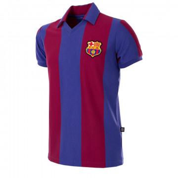 Maillot Copa FC Barcelone 1980 - 81 Rétro