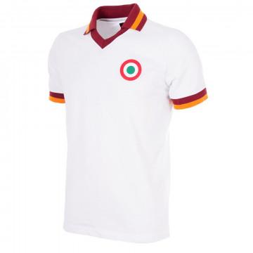 Maillot Copa AS Roma extérieur 1980 - 81 Rétro