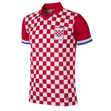 Maillot Copa Croatie domicile 1992 Rétro