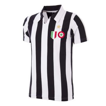 Maillot Copa Juventus domicile 1960 - 61 Rétro