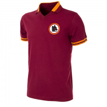 Maillot Copa AS Roma 1978 - 79 Rétro