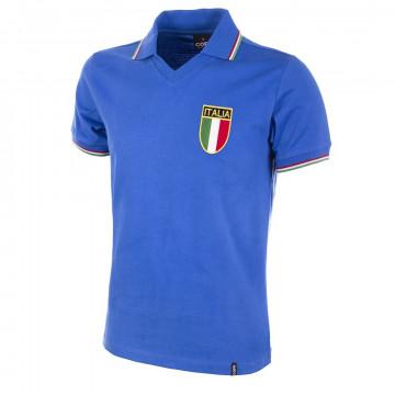Maillot Copa Italie domicile Coupe du Monde1982 Rétro