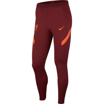 Pantalon survêtement Liverpool Strike rouge 2021/22