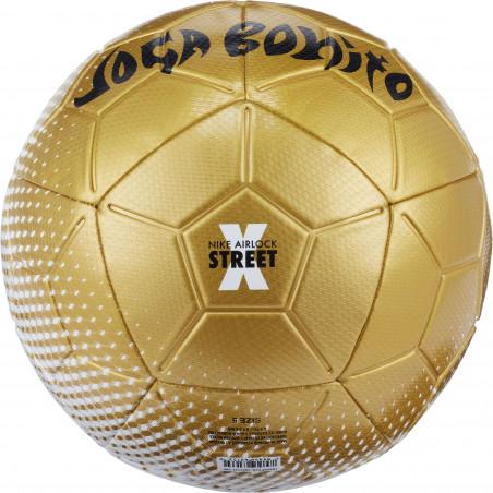 Ballon Nike Airlock Street X Joga blanc or