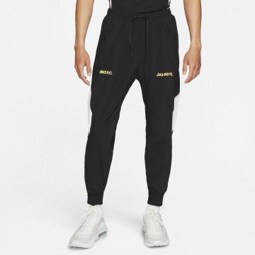 """Pantalon survêtement Nike """"Joga Bonito"""" microfibre noir blanc"""