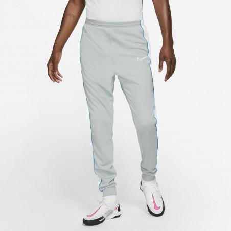 Pantalon survêtement Nike Academy gris bleu