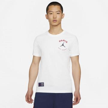 T-shirt PSG x Jordan blanc 2021/22