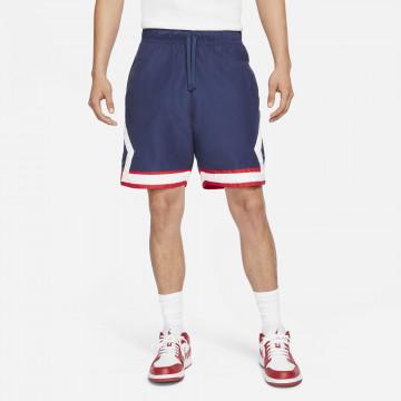 Short PSG x Jumpman bleu rouge 2021/22