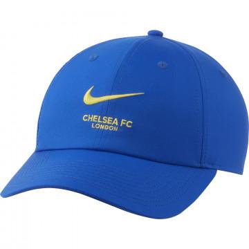 Casquette Chelsea H86 bleu 2021/22