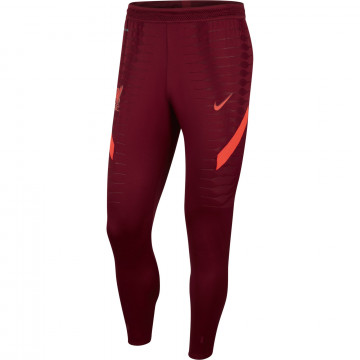 Pantalon survêtement Liverpool Strike Elite rouge 2021/22