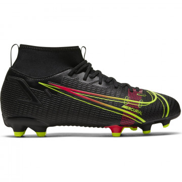 Nike Mercurial Superfly 8 junior Academy FG/MG noir