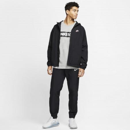 T-shirt Nike F.C. gris