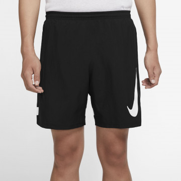Short entraînement Nike Academy GX noir blanc