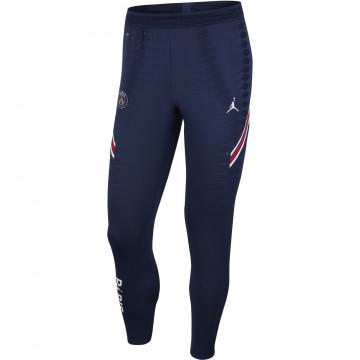 Pantalon survêtement PSG Vaporknit bleu 2021/22