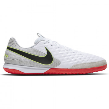 Nike Tiempo Legend 8 Academy Indoor blanc rouge