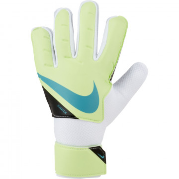 Gants gardien Nike Match junior vert bleu