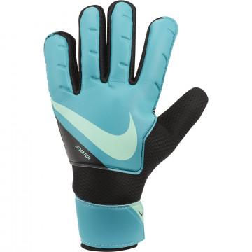 Gants gardien junior Nike Match bleu noir