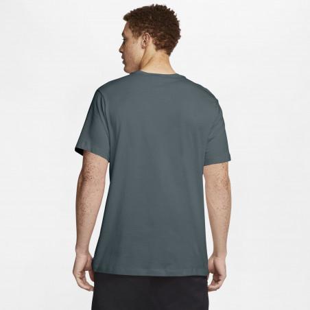 T-shirt Nike F.C. vert