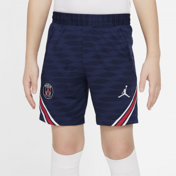 Short entraînement junior PSG bleu 2021/22