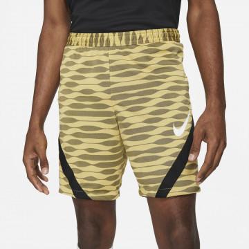 Short entraînement Nike Strike jaune