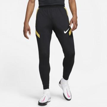 Pantalon survêtement Nike Strike noir or