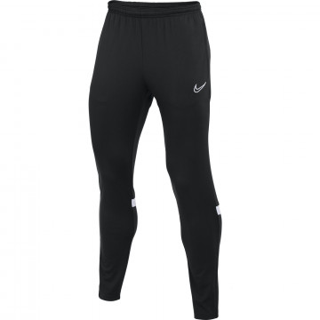 Pantalon survêtement Nike Academy noir blanc
