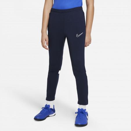 Pantalon survêtement junior Nike Academy bleu foncé