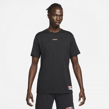 T-shirt Nike Joga Bonito noir
