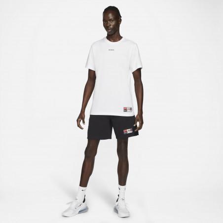T-shirt Nike Joga Bonito blanc