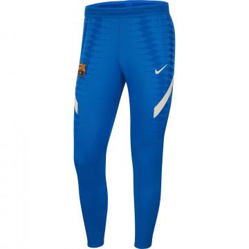Pantalon survêtement FC Barcelone Strike Elite bleu blanc 2021/22