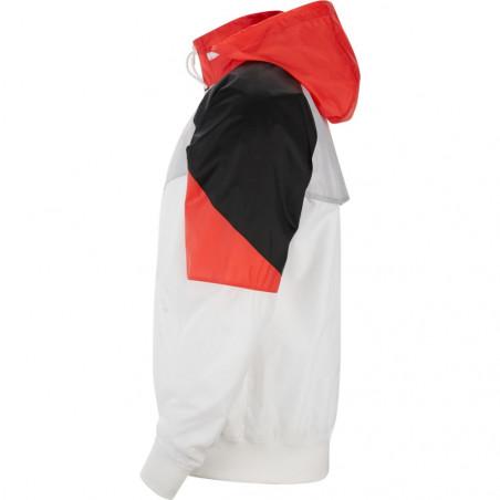 Veste imperméable Liverpool gris rouge 2020/21