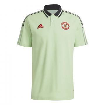 Polo Manchester United vert 2020/21