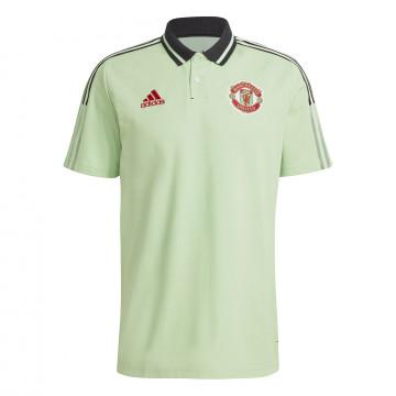 Polo Manchester United vert 2020/21