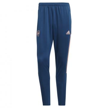 Pantalon survêtement Arsenal bleu rose 2020/21