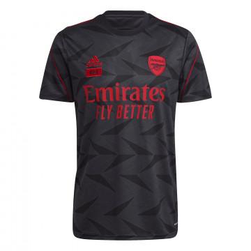 Maillot Arsenal X 424 Edition Limitée noir rouge